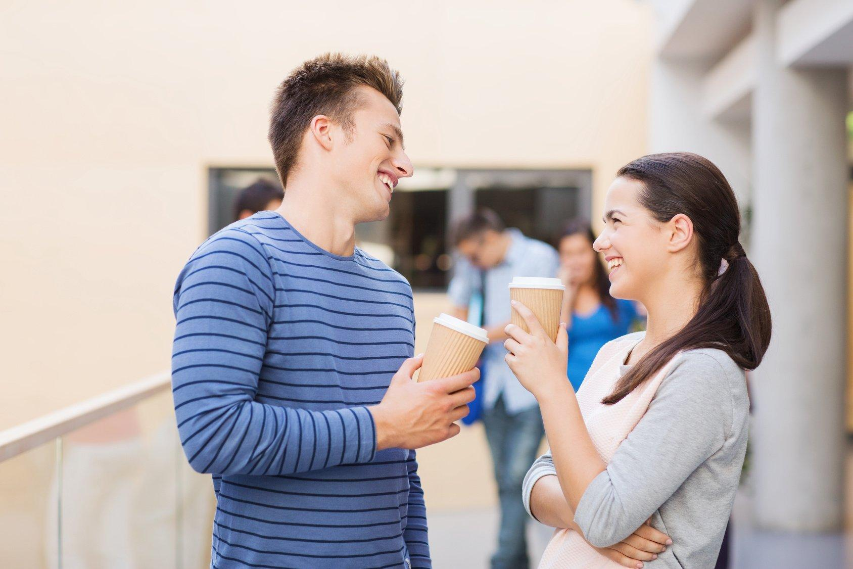 О чем говорить с парнем