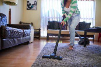 Чистота в гостиной