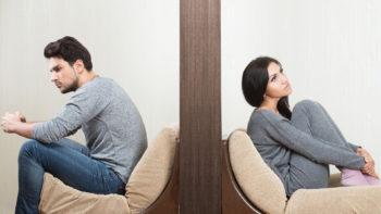 Причины развода