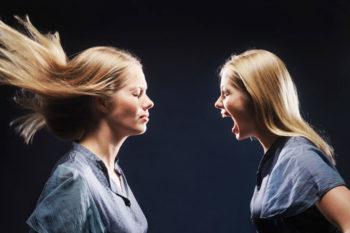 Осознание проблемы раздражения внутри себя