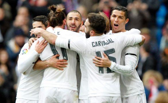 Мадридский Реал.